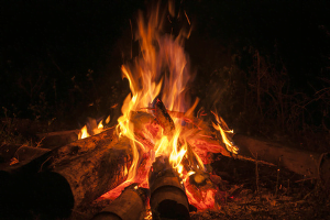 Early man would stare into the camp fire as an early form of Hypnosis and self Hypnotherapy