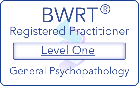 Brain Working Recursive therapy Level 1 certification logo