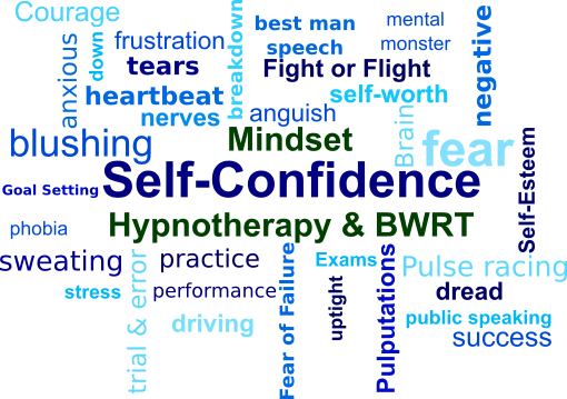 Mindset Logo & Graphic for Self Confidence symptoms