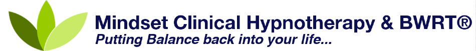 Mindset Clinical Hypnotherapy & BWRT® Therapy services logo